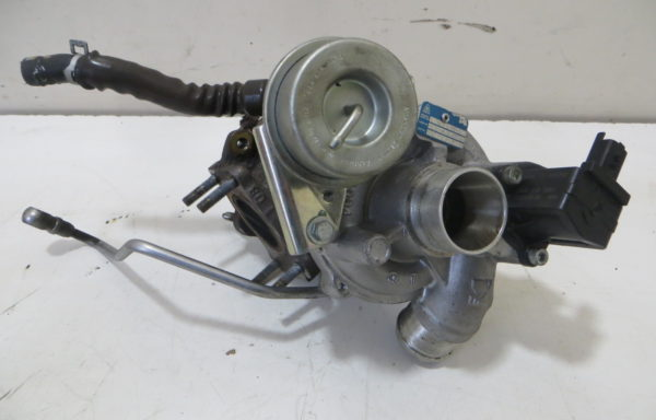 turbosprężarka RCZ 1.6 THP 156