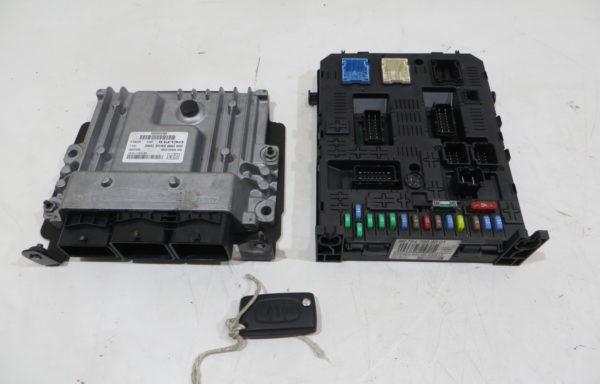 komputer zestaw kluczyk HDI RCZ